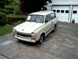 1988 Trabant 601 Standard Universal